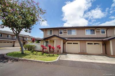 Mililani Condo/Townhouse For Sale: 95-969 Ukuwai Street #3407