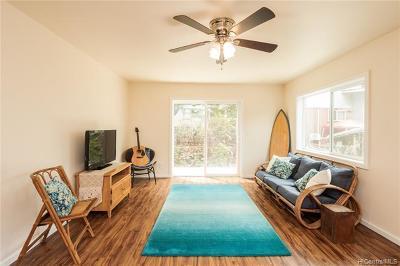 Single Family Home For Sale: 1525 Amelia Street #A