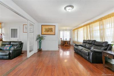 Waianae Single Family Home For Sale: 85-124 Farrington Highway