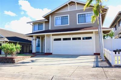 Single Family Home For Sale: 94-1061 Mauele Street