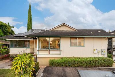 Pearl City Single Family Home For Sale: 798 Hoomaemae Street