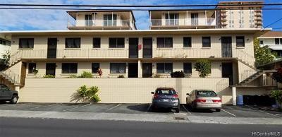 Honolulu Rental For Rent: 1532 Thurston Avenue #4
