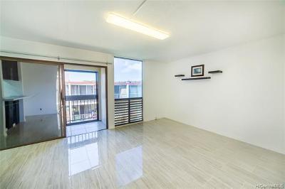 Honolulu Condo/Townhouse For Sale: 1005 Ala Lilikoi Street #W308
