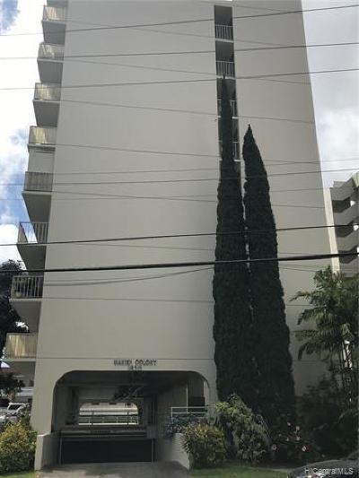 Honolulu Condo/Townhouse For Sale: 1620 Keeaumoku Street #201