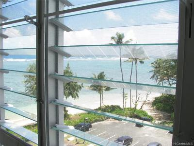 Condo/Townhouse For Sale: 53-549 Kamehameha Highway #614