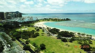 Honolulu Rental For Rent: 1330 Ala Moana Boulevard #3204
