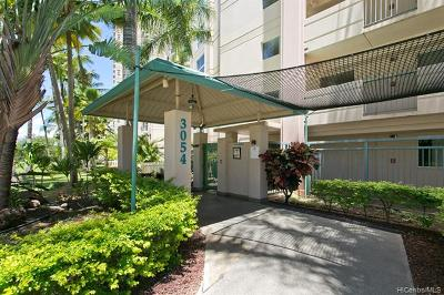 Honolulu HI Condo/Townhouse For Sale: $639,000