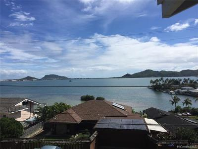 Kaneohe Single Family Home For Sale: 45-055 Lilipuna Road #A