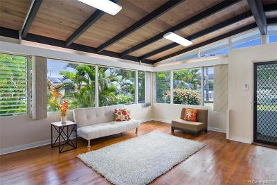 Kaneohe Single Family Home For Sale: 45-449 Makalani Street