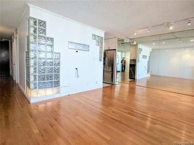 Hawaii County, Honolulu County Rental For Rent: 2092 Kuhio Avenue #2403