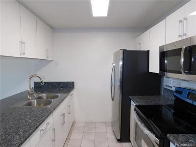Honolulu Rental For Rent: 55 S Judd Street #2004