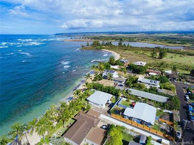 Waialua HI Single Family Home For Sale: $1,649,000