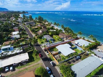 Waialua Multi Family Home For Sale: 67-239 Kahaone Loop #A & B