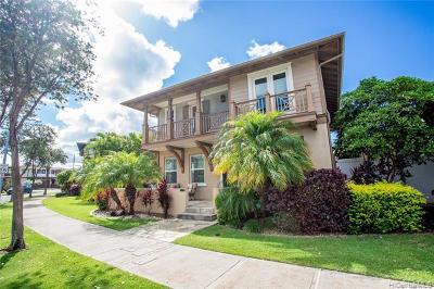 Ewa Beach Single Family Home For Sale: 91-1061 Waikapuna Street