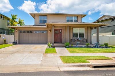 Ewa Beach Single Family Home For Sale: 91-1121 Kuanoo Street