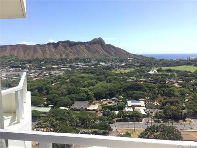 Hawaii County, Honolulu County Rental For Rent: 2600 Pualani Way #3002