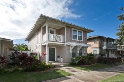 Ewa Beach Single Family Home For Sale: 91-1141 Waiemi Street