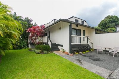 Kaneohe Single Family Home For Sale: 46-290 Nahewai Street