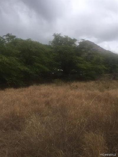 Waianae Residential Lots & Land For Sale: 85-144 Farrington Highway