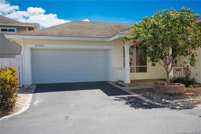 Kapolei HI Single Family Home For Sale: $639,900