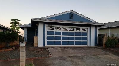 Waipahu Single Family Home For Sale: 94-1048 Kaaholo Street