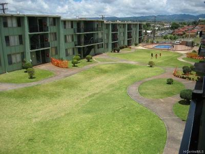 Waipahu Condo/Townhouse For Sale: 94-099 Waipahu Street #C320