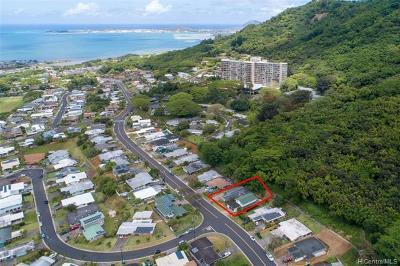 Single Family Home For Sale: 45-138 Namoku Street