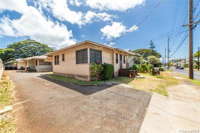 Single Family Home In Escrow Showing: 3523 Harding Avenue