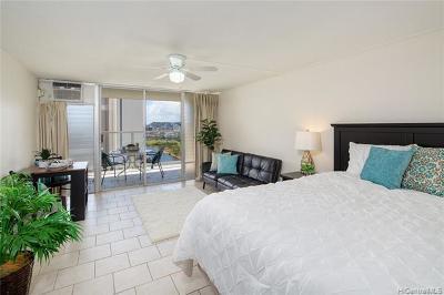 Honolulu Condo/Townhouse For Sale: 445 Seaside Avenue #2508