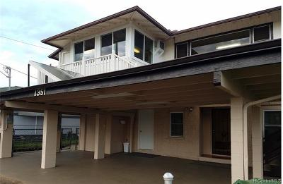 Pearl City HI Single Family Home For Sale: $959,000