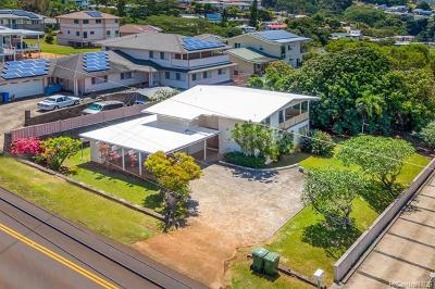 Aiea Single Family Home For Sale: 99-1263 Aiea Heights Drive