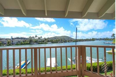 Honolulu County Condo/Townhouse For Sale: 7007 Hawaii Kai Drive #H23