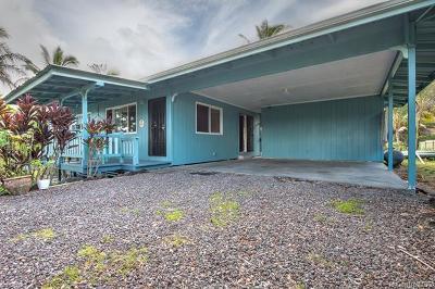 Keaau Single Family Home For Sale: 15-1115 Makuu Drive