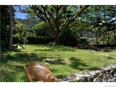 Honolulu Residential Lots & Land For Sale: 3180 Alika Avenue