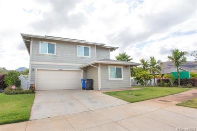 Waianae Single Family Home For Sale: 87-1674 Wehiwehi Street