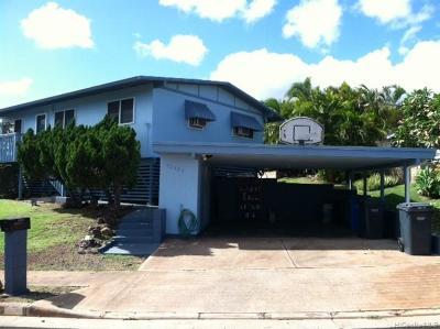 Single Family Home For Sale: 92-829 Kohupono Street