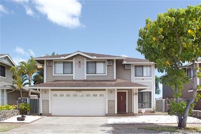 Waipahu Single Family Home For Sale: 94-1079 Halehau Street #47