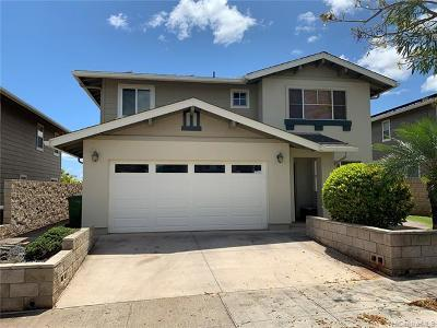 Waipahu Single Family Home For Sale: 94-474 Ohapali Street