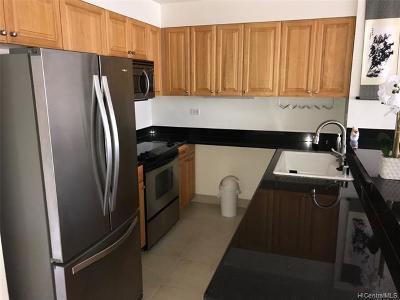 Condo/Townhouse For Sale: 1717 Mott Smith Drive #806
