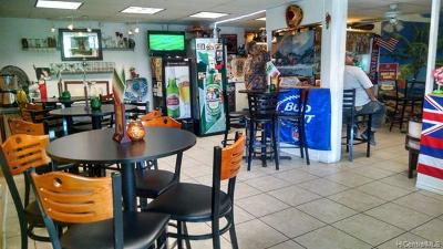 Waianae Commercial For Sale: 85-993 Farrington Highway #102-105
