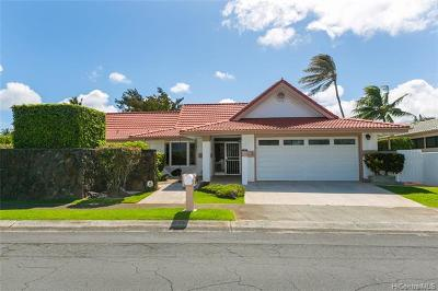 Honolulu Single Family Home For Sale: 1144 Makaaoa Street