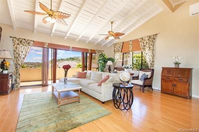 Single Family Home For Sale: 1389 Hoakoa Place #2
