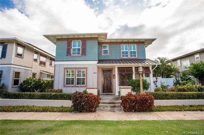 Ewa Beach Single Family Home For Sale: 91-1085 Waiemi Street