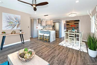 Single Family Home For Sale: 1055 Mowai Street