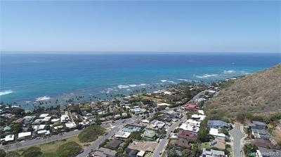 Honolulu Residential Lots & Land For Sale: 3865 Poka Street