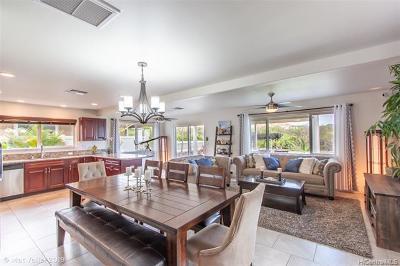 Waianae Single Family Home For Sale: 84-575 Kili Drive #23