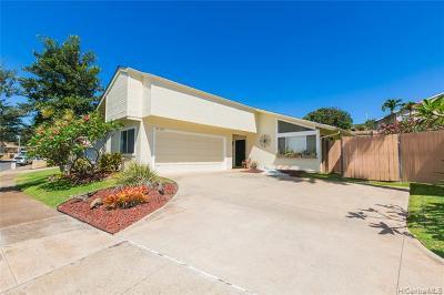 Single Family Home For Sale: 92-7027 Kahea Street