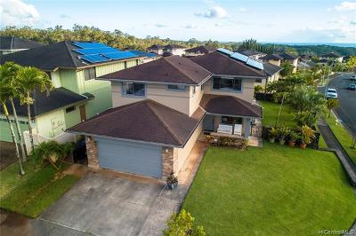 Mililani Single Family Home For Sale: 95-201 Loea Place