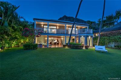 Honolulu Single Family Home For Sale: 3229 Diamond Head Road
