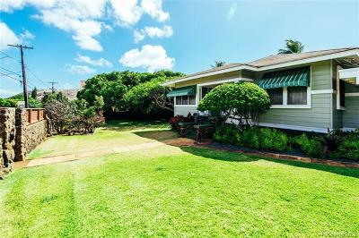 Honolulu Residential Lots & Land For Sale: 846 18th Avenue